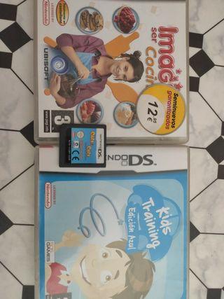 Juegos Nintendo DS aptos para 3DS