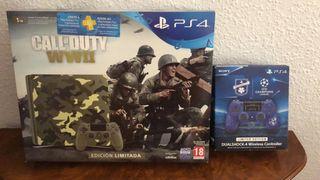 Play Station 4 PS4 Edición Call of Duty
