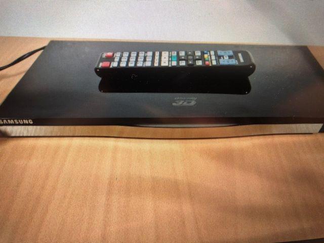 Lector blu-ray UHD 3D Samsung