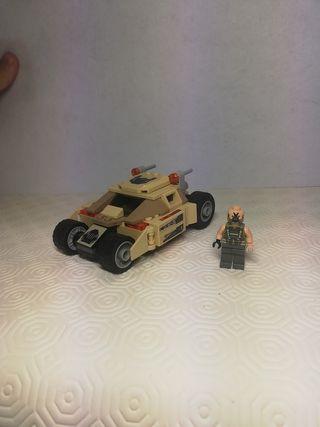 Lego Bane & Coche (Batman)