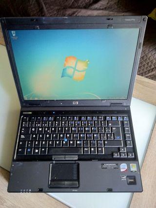 Portátil HP Compaq 6910p