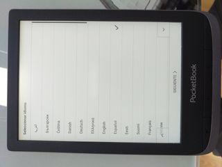 Lector de Ebooks Pocketbook Touch HD3