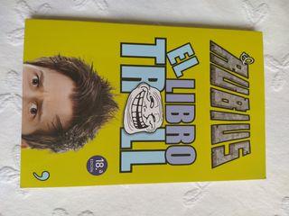 El Rubius: el libro troll