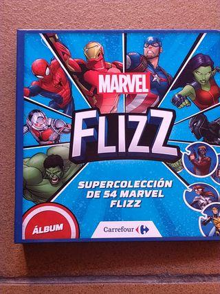 Marvel tazos