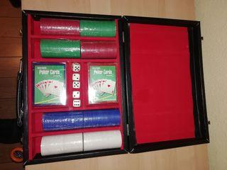 juego de fichas de poker