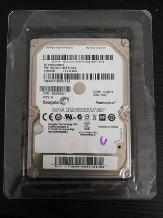 Disco duro Segate 1Tb 2.5 sata 5400rpm