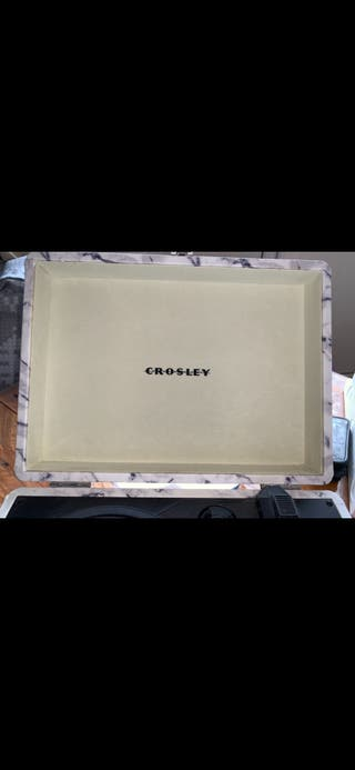 Crosley Marble Turntable