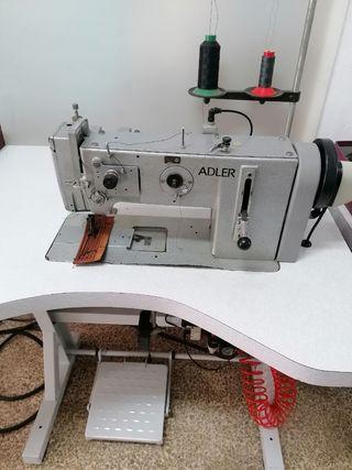 maquina coser plana triple arrastre