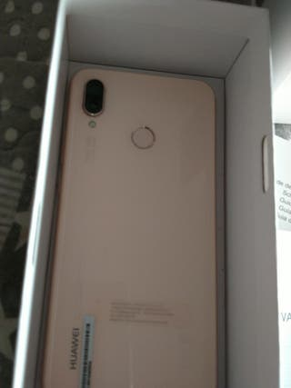 smartphone Huawei P20 Little Rosa
