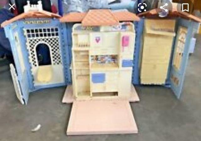 Casa muñecas barbies