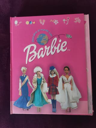 Colección vestidos Barbie