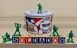 Toy Story Collection Soldados