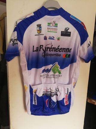 maillot de ciclismo pyrenees