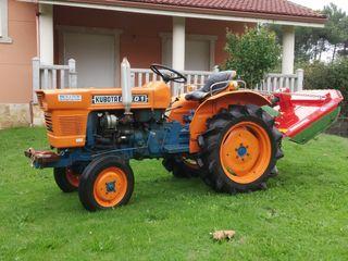 Tractor kubota L1501