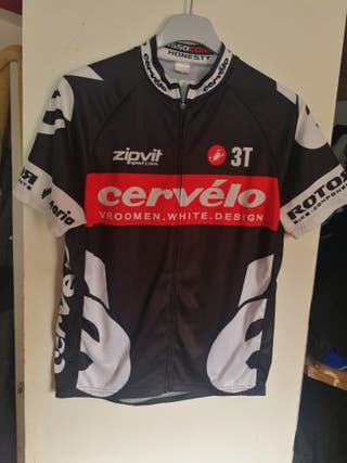 maillot de ciclismo Castelli