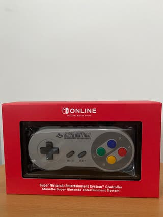 Mando Switch - Controller Super Nintendo