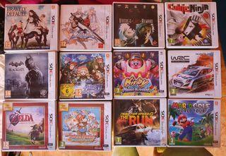 PACK DE JUEGOS 3DS