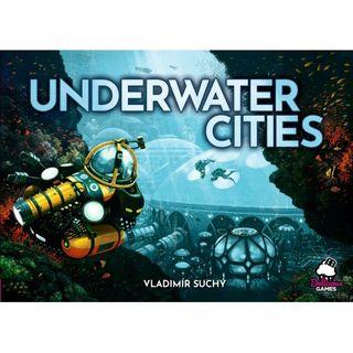 NUEVO Underwater Cities juego estrategia Arrakis