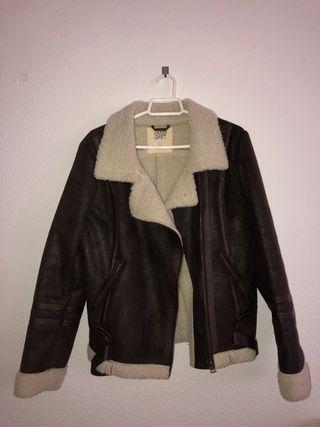chaqueta/abrigo aviador
