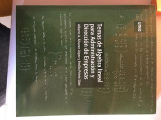 Matemáticas I (ADE uned)