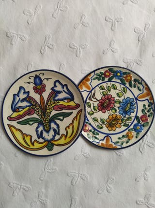 2 platos P. ZORRILLA
