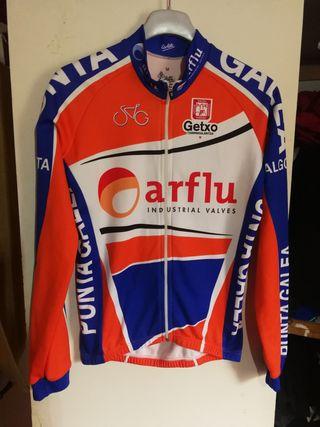 maillot de ciclismo carletti