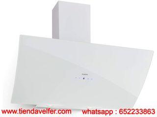 Extractor de humos de pared