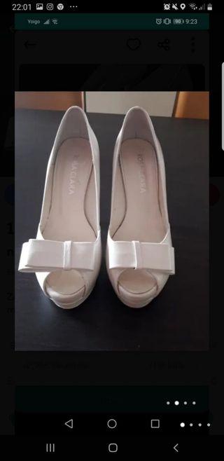 Zapatos de Rosa Clara