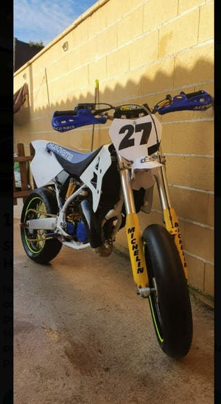 Husqvarna 125cc