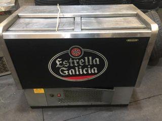BOTELLERO 2 PUERTAS ESTRELLA GALICIA BAR PUB DISCO