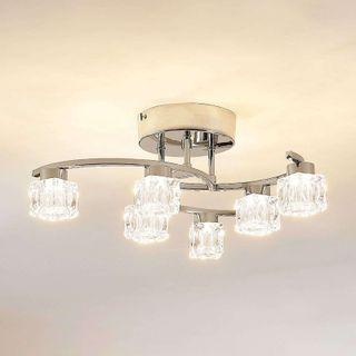 Cambio de lámparas focos led bajo consumo