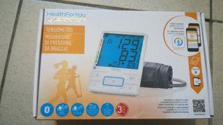 Tensiometro de brazo. SilverCrest. Bluetooth