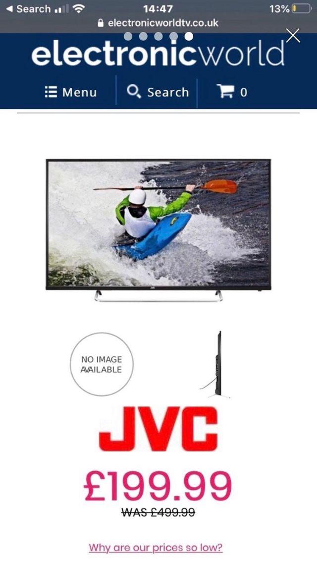 42 inch slim tv