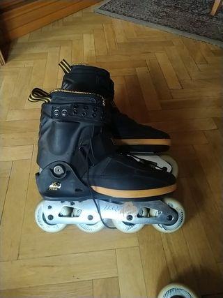 patines IL capo k2 Freeskate