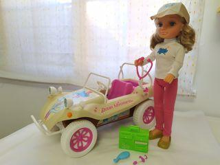 !ORIGINAL FAMOSA! Nancy New con coche