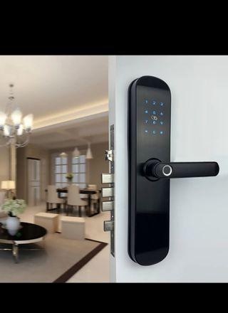 Cerradura de puerta con aplicación Wifi