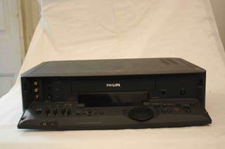 PHILIPS VRV grabador reproductor de SuperVHS