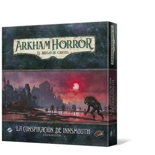 La conspiración de Innsmouth - Expansión de Arkham