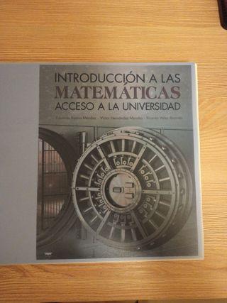 Libro de acceso a la universidad.UNED.