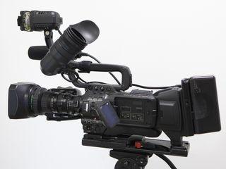 cámara de video jvc gy-hd 200