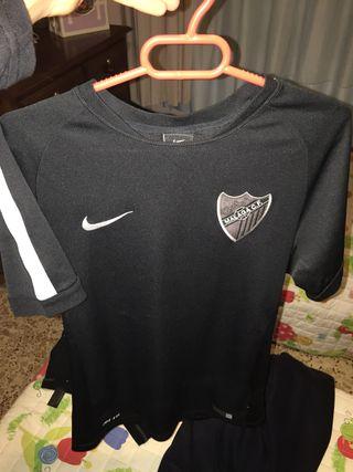 Málaga CF Nike Oficial Camiseta Entrenamiento