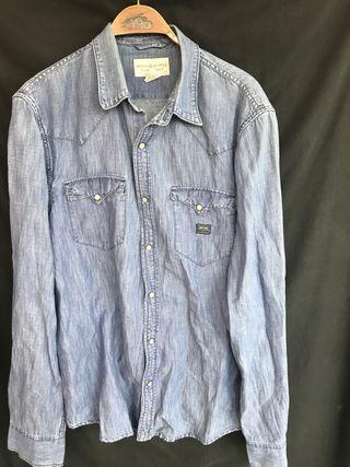 Camisa denim Cowboy RALPH LAUREN DENIM SUPPLY XL
