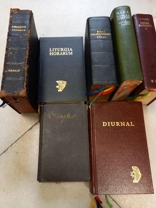 Breviarios - Liturgia de las horas - Evangélicas