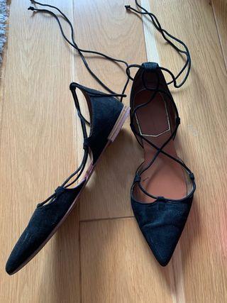 Bailarinas negra Zara