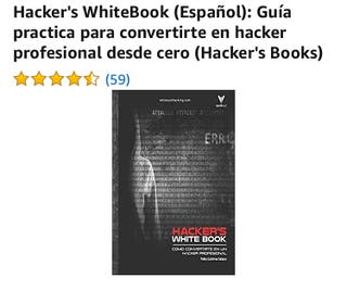 Libro hacker etico