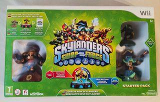 Skylanders Swap Force. Starter pack. Wii