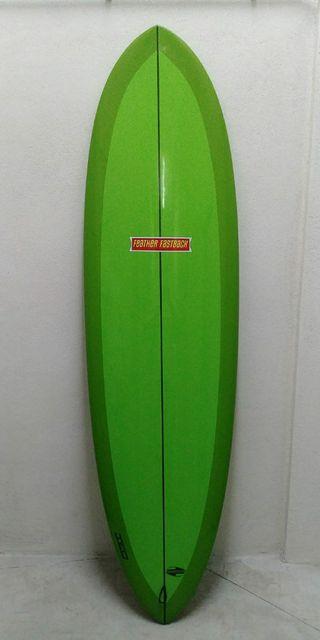 Tabla de Surf DEWEY WEBER, 7.0