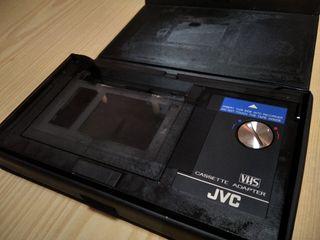 JVC cassette adapter