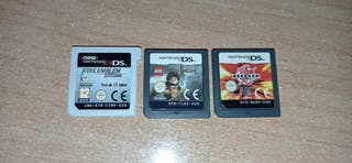 Pack juegos Nintendo 3Ds y DS