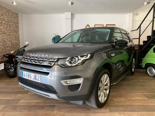 LAND-ROVER Discovery Sport SD4 4WD HSE Lux AT 7 pl